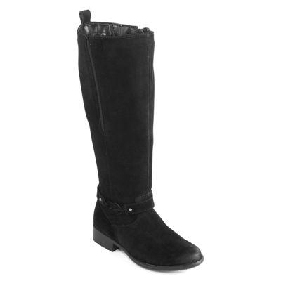 Clarks® Plaza Media Riding Boots