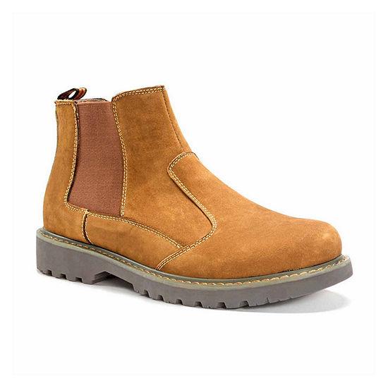 Muk Luks Blake Mens Chukka Boots Zip