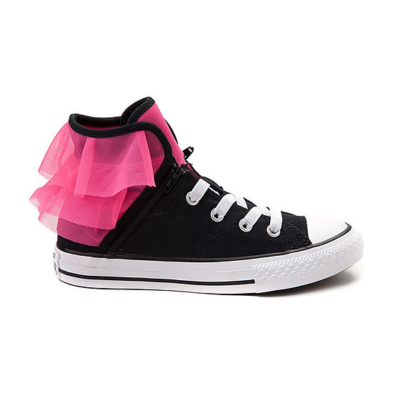 d2d778b9e8ab Converse Chuck Taylor All Star Block Party Hi Girls Sneakers - Toddler -  JCPenney