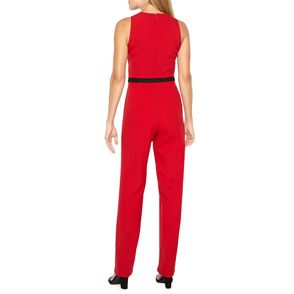 Be by CHETTA B Sleeveless Jumpsuit