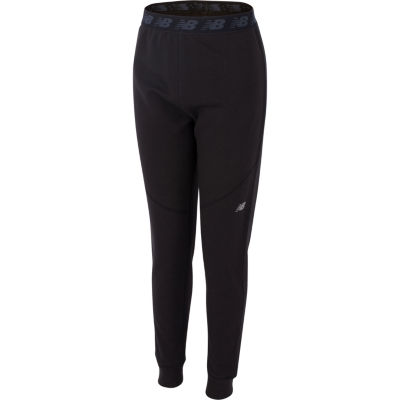 New Balance French Terry Leggings - Big Kid Girls
