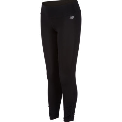 New Balance Jersey Capri Leggings - Big Kid Girls