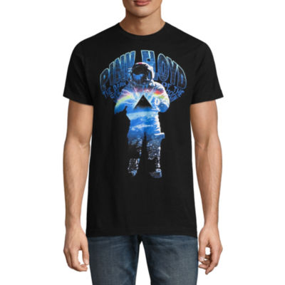 Short Sleeve Music Graphic T-Shirt