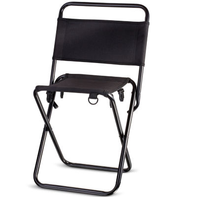 Grilling Traditions Folding Cooler Chair