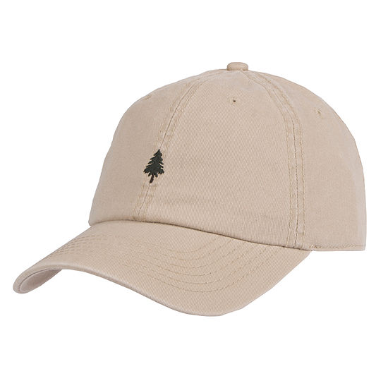 Tree Embroidered Dad Hat