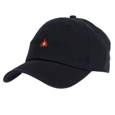 Campfire Embroidered Dad Hat