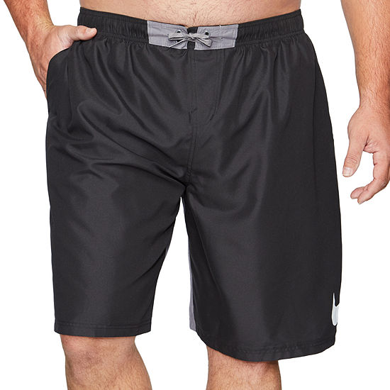 84aa1a50a5976 Nike Logo Swim Trunks Big and Tall - JCPenney