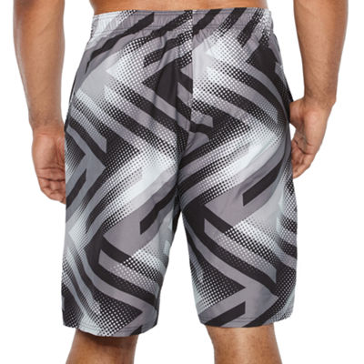 Nike Geometric Swim Shorts Big and Tall