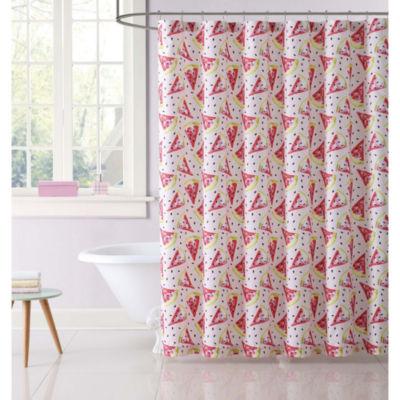 Laura Hart Kids Fruity Shower Curtain