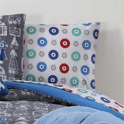 Laura Hart Kids Roboto Sheet Set