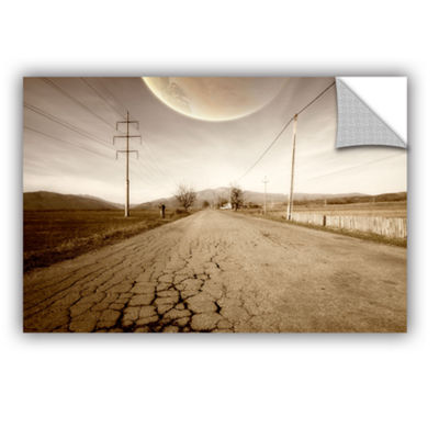Brushstone Surreal September Gallery Wrapped Canvas Wall Art