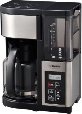 Zojirushi Fresh Brew Plus 12-Cup Coffee Maker  EC-YGC120