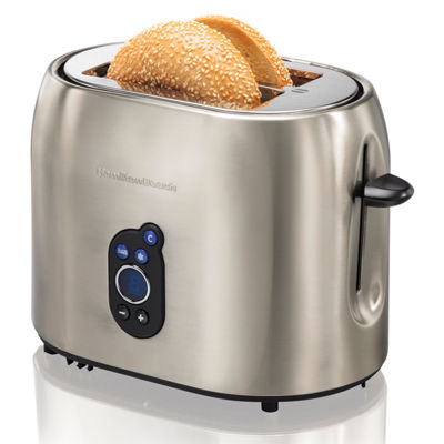 Hamilton Beach 2-Slice Digital Toaster