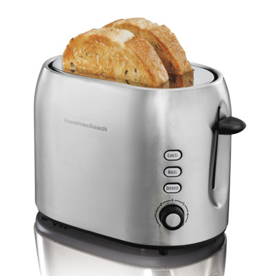 Hamilton Beach 2-Slice Metal Toaster