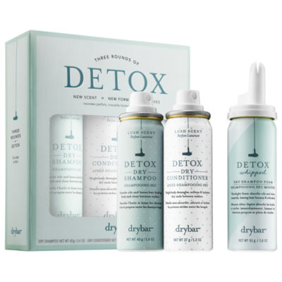 Drybar Three Rounds of Detox
