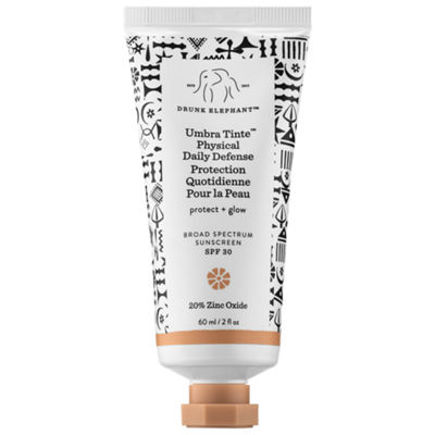 Drunk Elephant Umbra Tinte™ Physical Daily Defense Broad Spectrum Sunscreen SPF 30