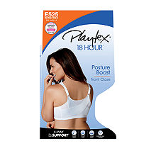 f9832ea3b5 Playtex 18 Hour Posture Boost Front Close Wireless Full Coverage Bra-Use525