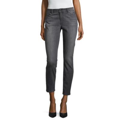 Liz Claiborne Skinny Fit Jean - Tall