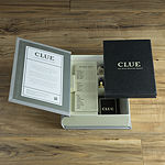 Clue Game - Linen Book Vintage Edition