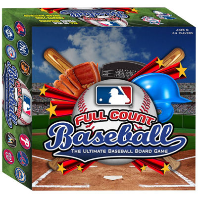 Fremont Die MLB Full Count Baseball - The UltimateBaseball Board Game
