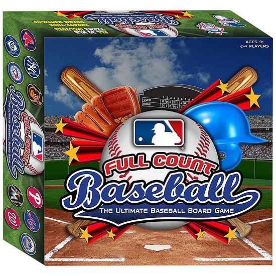 Mlb Full Count Baseball - The Ultimatebaseball Board Game