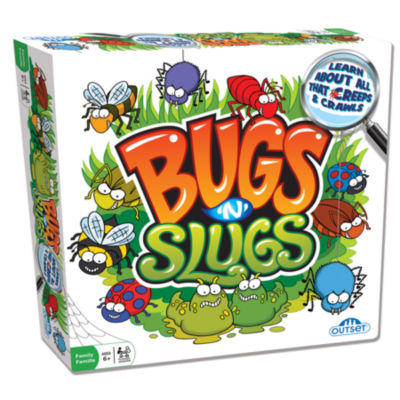 Outset Bugs 'N' Slugs Game