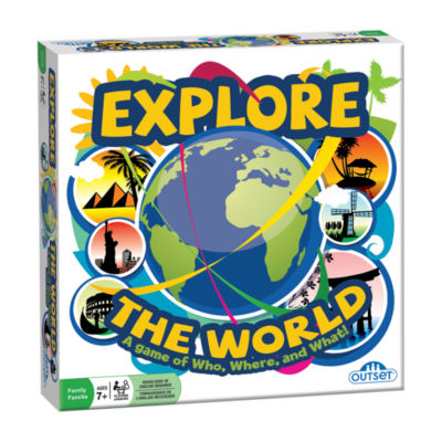 Outset Media Explore The World Game