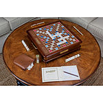 Scrabble Game Luxury Edition