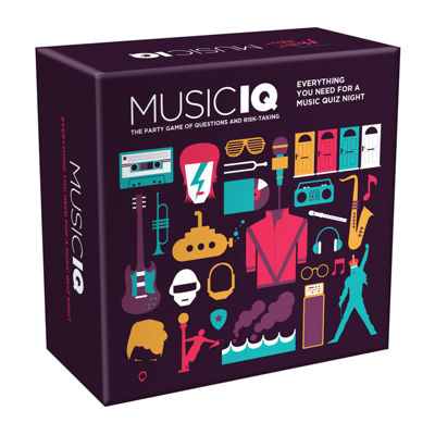 Helvetiq Music Iq Card Game