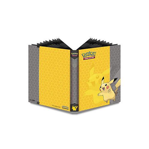 Ultra Pro 9-Pocket Pokémon Full-View Pro Binder:Pikachu