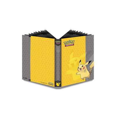 Ultra Pro 9-Pocket Pokémon Full-View Pro Binder:Pikachu