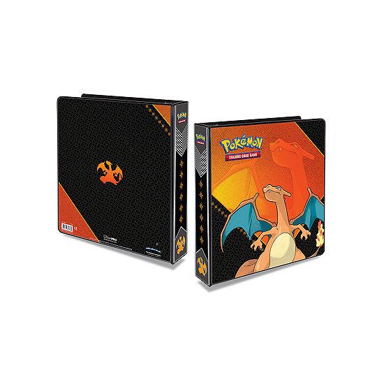"Ultra Pro Pokémon Charizard 2"" 3-Ring Binder"""