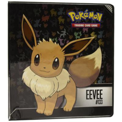 "Ultra Pro Pokémon Eevee 2"" 3-Ring Binder"