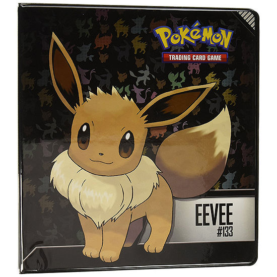 "Pokemon Eevee 2"" 3-Ring Binder"""