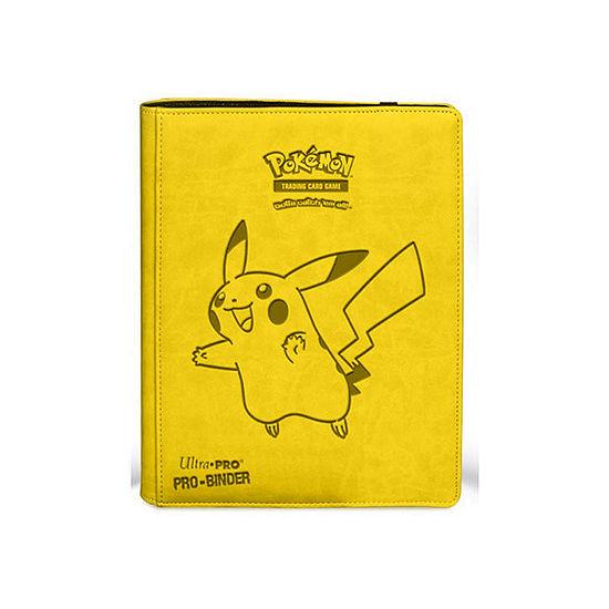 Ultra Pro Pokémon Pikachu Premium Pro Binder