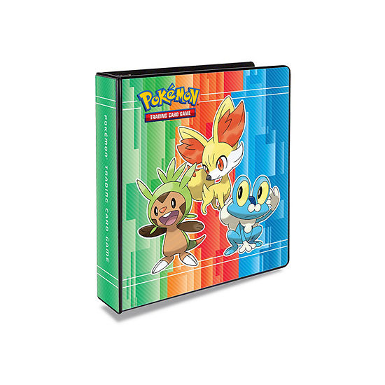 "Pokemon X & Y 2"" 3-Ring Binder"""