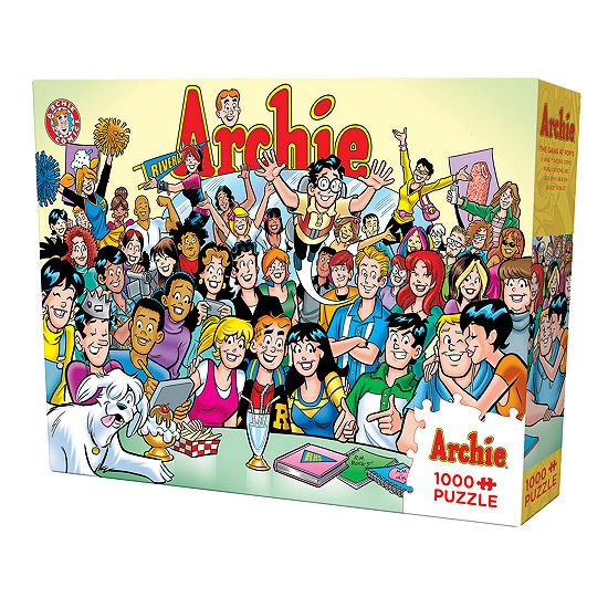 Archie - 'The Gang At Pop'S 1 0000 Piece Puzzle