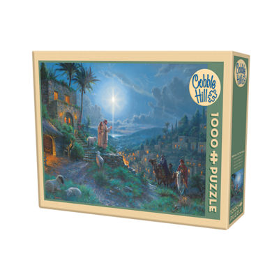 Cobble Hill Arrival Of The Magi Puzzle - 1000 Pieces