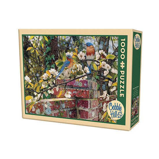 Cobble Hill Backyard Blues Puzzles - 1000 Pieces