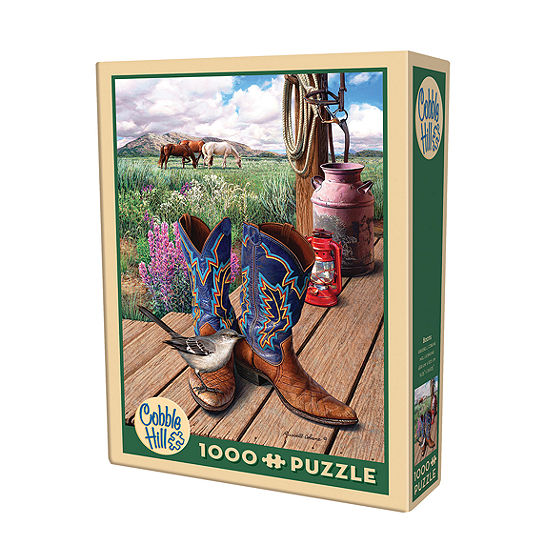 Boots Puzzle - 1000 Pieces