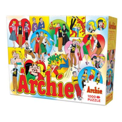 Cobble Hill Classic Archie Puzzle - 1000 Pieces