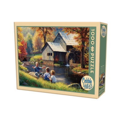 Cobble Hill Fishy Story Puzzle - 1000 Pieces