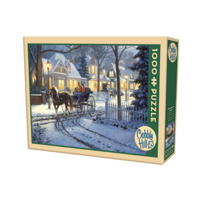 Cobble Hill Horse-Drawn Buggy Puzzle - 1 000 Pieces