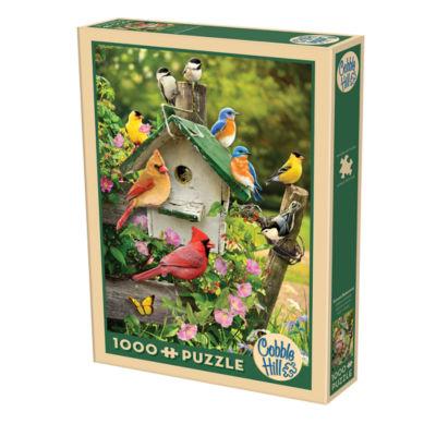 Cobble Hill Summer Birdhouse Puzzles - 1 000 Pieces
