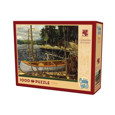 Cobble Hill The Canoe Puzzle - 1000 Pieces