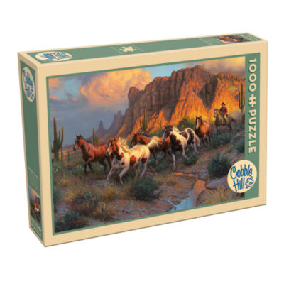 Cobble Hill Western Canyon Puzzle - 1 000 Pieces