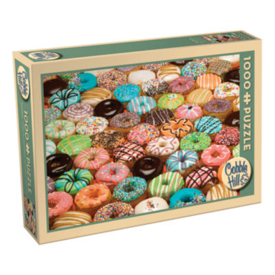 Cobble Hill: Doughnuts 1000 Piece Jigsaw Puzzle