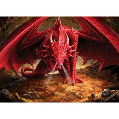 Cobble Hill: Dragons Liar 1000 Piece Jigsaw Puzzle