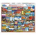 Best Places In America - 1000 Piece Jigsaw Puzzle