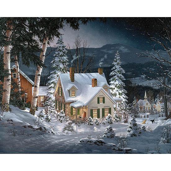 Friends In Winter - 1000 Piece Jigsaw Puzzle